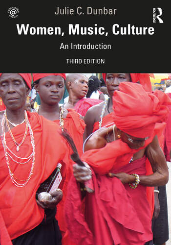 Women, Music, Culture - An Introduction, Third Edition book cover