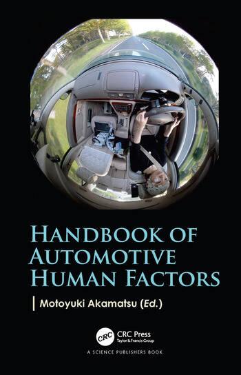 Handbook Of Automotive Human Factors 1st Edition Motoyuki Akamats