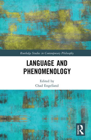 Language and Phenomenology Book Cover