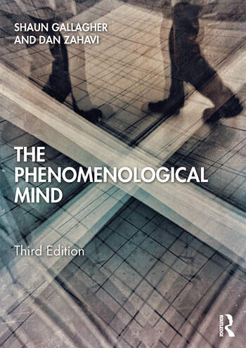 The Phenomenological Mind (3rd Edition) Couverture du livre