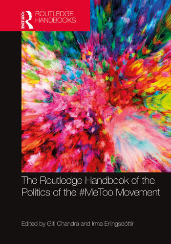 The Routledge Handbook of the Politics of the #MeToo Movement  book cover