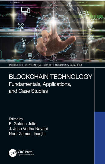 Blockchain Technology : Fundamentals, Applications, and Case Studies book cover
