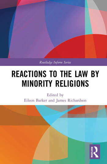 Reactions to the Law by Minority Religions  book cover