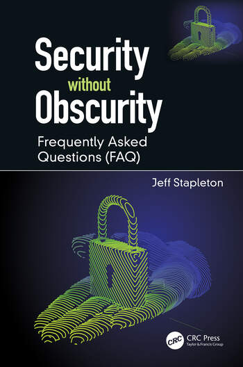 Security without Obscurity : Frequently Asked Questions (FAQ) book cover
