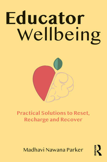 Educator Wellbeing Book Cover