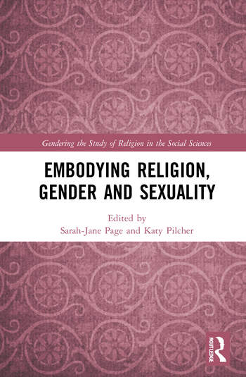Embodying Religion, Gender and Sexuality  book cover