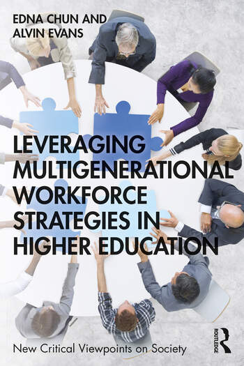 Leveraging Multigenerational Workforce Strategies in Higher Education book cover