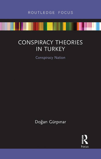 Conspiracy Theories in Turkey : Conspiracy Nation book cover
