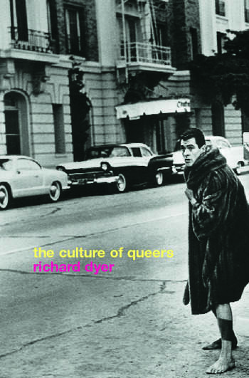 Book cover for The culture of queers