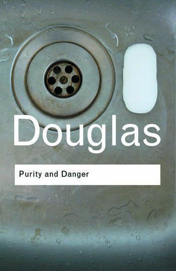 Cover of Mary Douglas, <em>Purity and Danger</em>