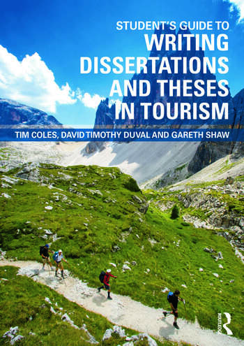 Dissertation in tourism