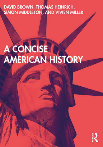 A Concise American History book cover