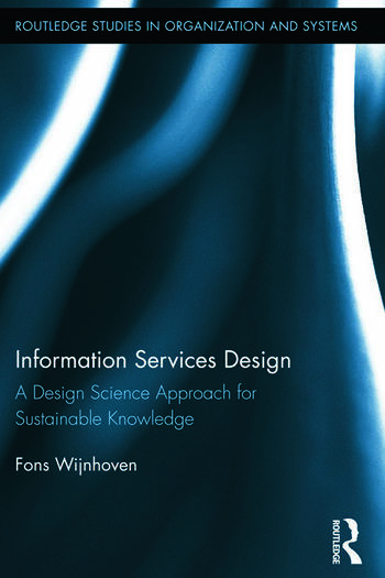 Information Services Design A Design Science Approach For Sustainable