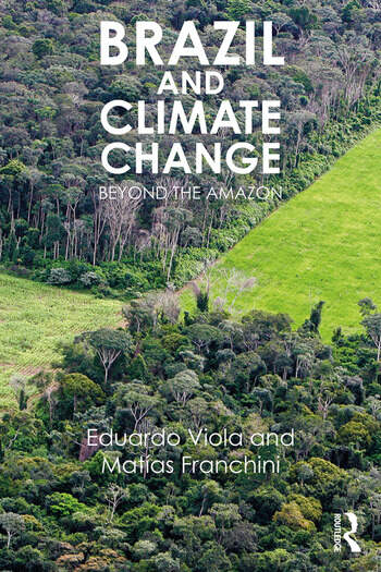Brazil and Climate Change : Beyond the Amazon book cover