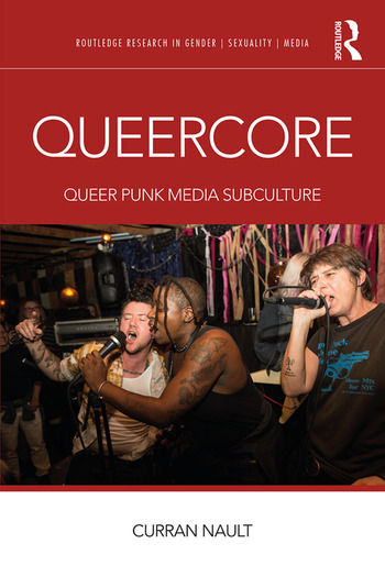 Cover of Queercore Book
