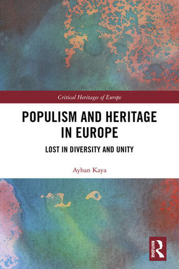 Populism and Heritage in Europe : Lost in Diversity and Unity book cover