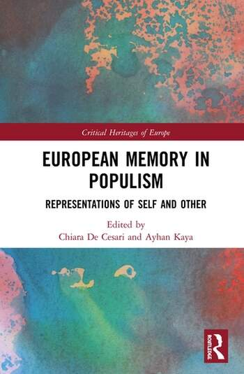European Memory in Populism : Representations of Self and Other book cover