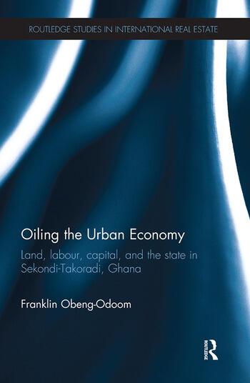 Oiling the Urban Economy