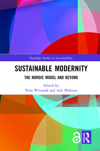 Sustainable Modernity : The Nordic Model and Beyond book cover