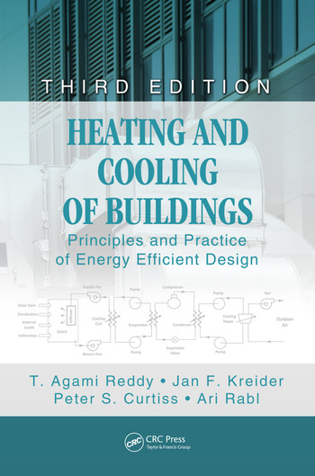 Heating And Cooling Of Buildings Principles And Practice Of Energy Ef