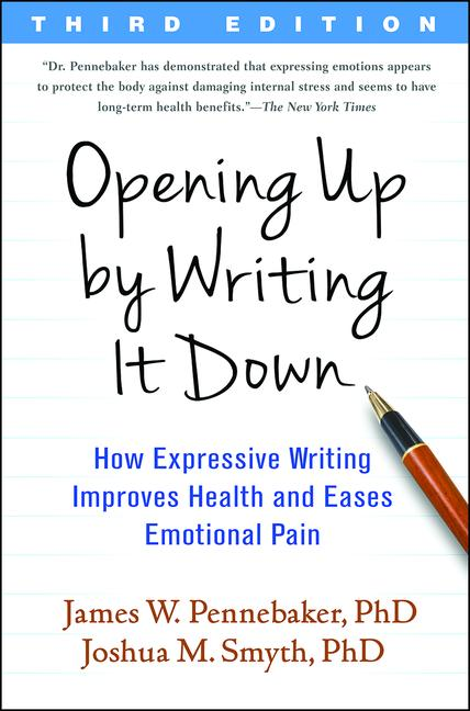 Opening Up and Writing it Down