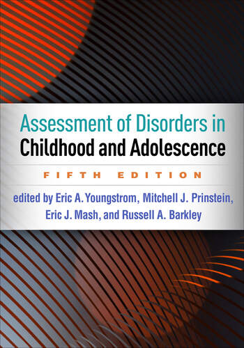 Assessment of Disorders in Childhood and Adolescence book cover
