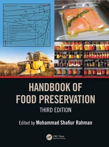 Handbook Of Food Preservation 3rd Edition M Shafiur Rahman Rou