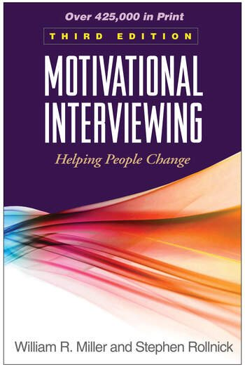 Motivational Interviewing Book Cover