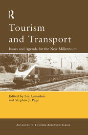 Tourism and Transport - 1st Edition book cover