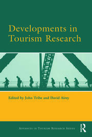 Developments in Tourism Research - 1st Edition book cover