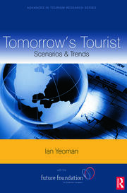 Tomorrow's Tourist - 1st Edition book cover