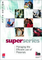 Managing the Efficient Use of Materials - 5th Edition book cover
