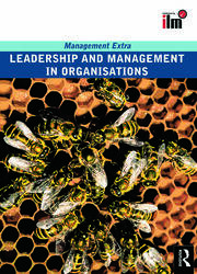 Leadership and Management in Organisations - 1st Edition book cover