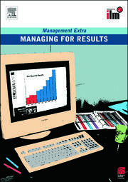 Managing for Results - 1st Edition book cover
