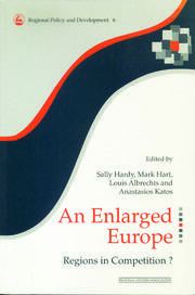 An Enlarged Europe - 1st Edition book cover
