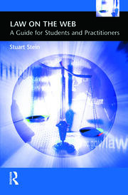Law on the Web - 1st Edition book cover