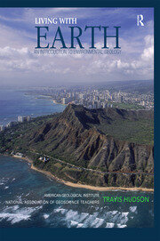 Living with Earth - 1st Edition book cover