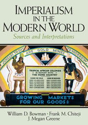 Imperialism in the Modern World - 1st Edition book cover