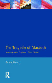 The Tragedie of Macbeth - 1st Edition book cover