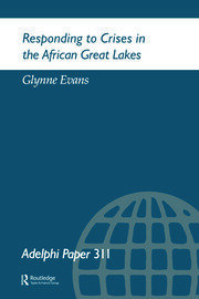 Responding to Crises in the African Great Lakes - 1st Edition book cover