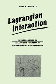 Lagrangian Interaction - 1st Edition book cover