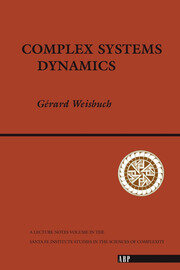 Complex Systems Dynamics - 1st Edition book cover