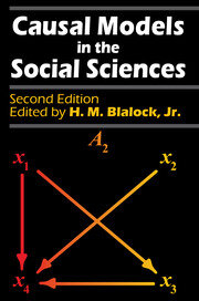 Causal Models in the Social Sciences - 2nd Edition book cover