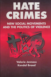 Hate Crimes - 1st Edition book cover
