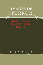 Images of Terror - 1st Edition book cover