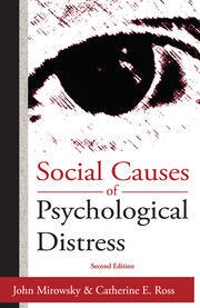 Social Causes of Psychological Distress - 2nd Edition book cover