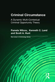 Criminal Circumstance - 1st Edition book cover