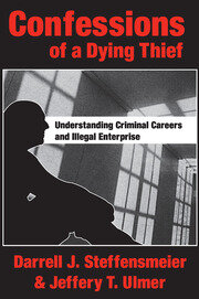 Confessions of a Dying Thief - 1st Edition book cover