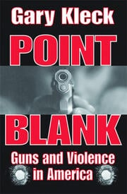 Point Blank - 1st Edition book cover