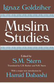 Muslim Studies - 1st Edition book cover